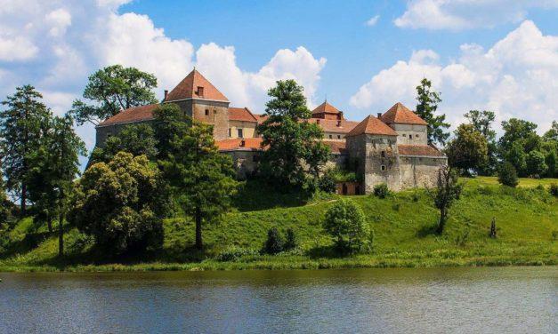 У суботу Свірзький замок відкриють для відвідувачів