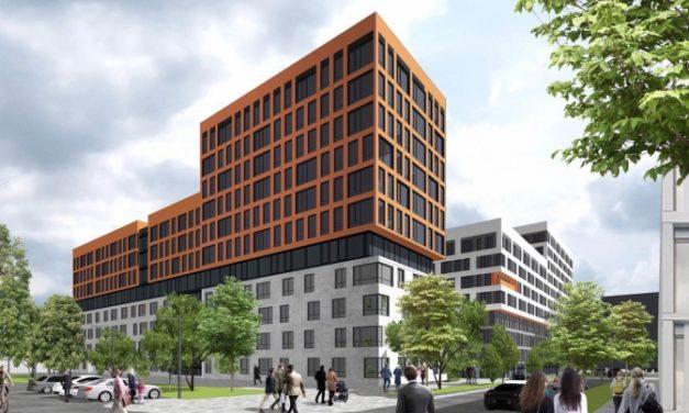 Біля ЛАЗу зведуть багатоповерховий житловий комплекс