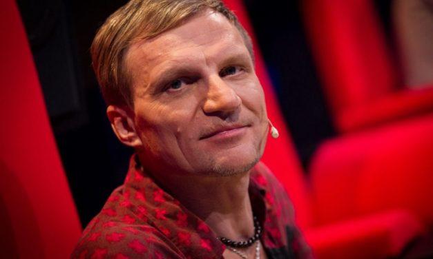 Олег Скрипка проведе авторський вечір на Сихові