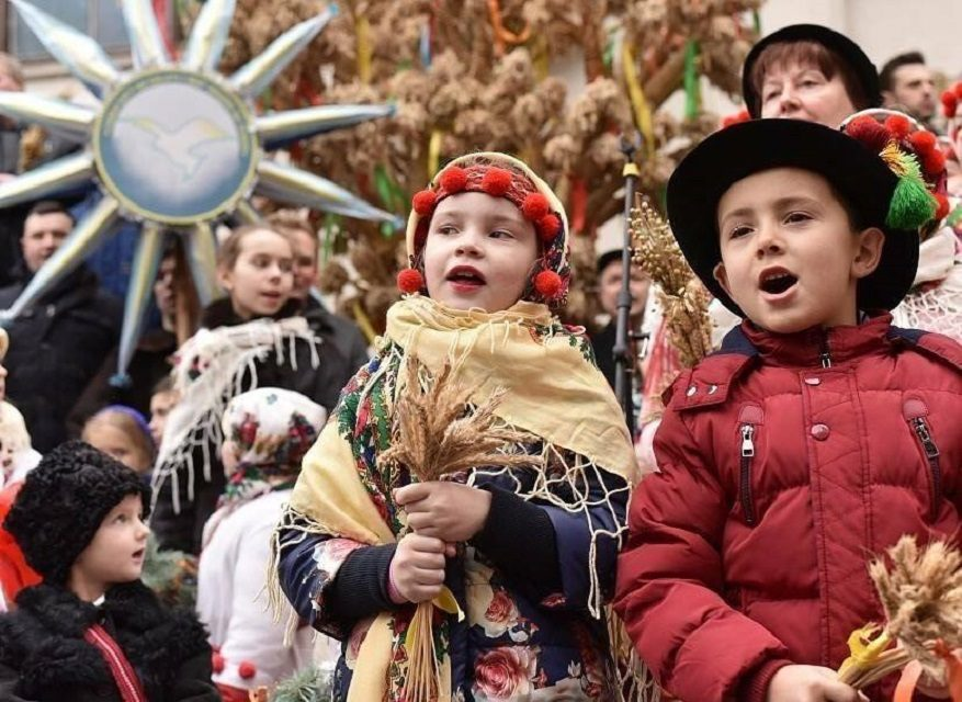 У Центрі Довженка обговорять святкування Різдва на Сихові