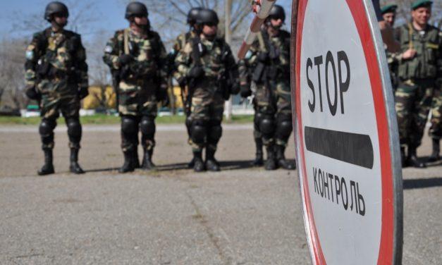 Україна заборонила в'їзд чоловікам з Росії
