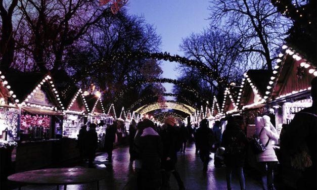 Сьогодні на Сихові відкриють різдвяний ярмарок