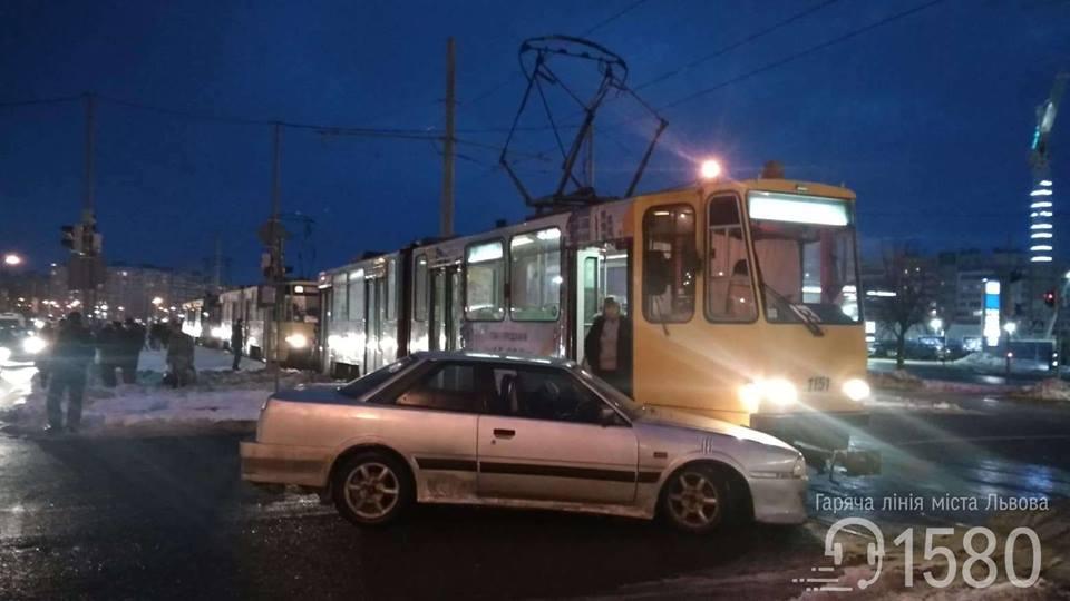 Трамваї №8 тимчасово курсують до вул. Угорської