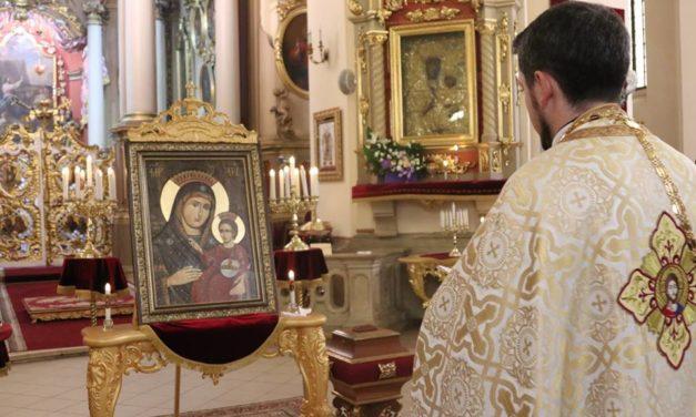 До Львова привезли копію Вифлеємської чудотворної ікони Пресвятої Богородиці