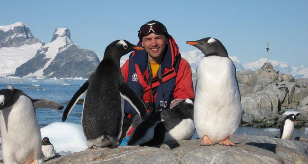До сихівської школи завітають полярники