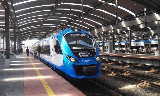 Сьогодні запустили поїзд Будапешт-Мукачево