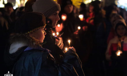 Римо-католицька парафія кличе сихівчан на святкування Різдва та «Велике колядування»