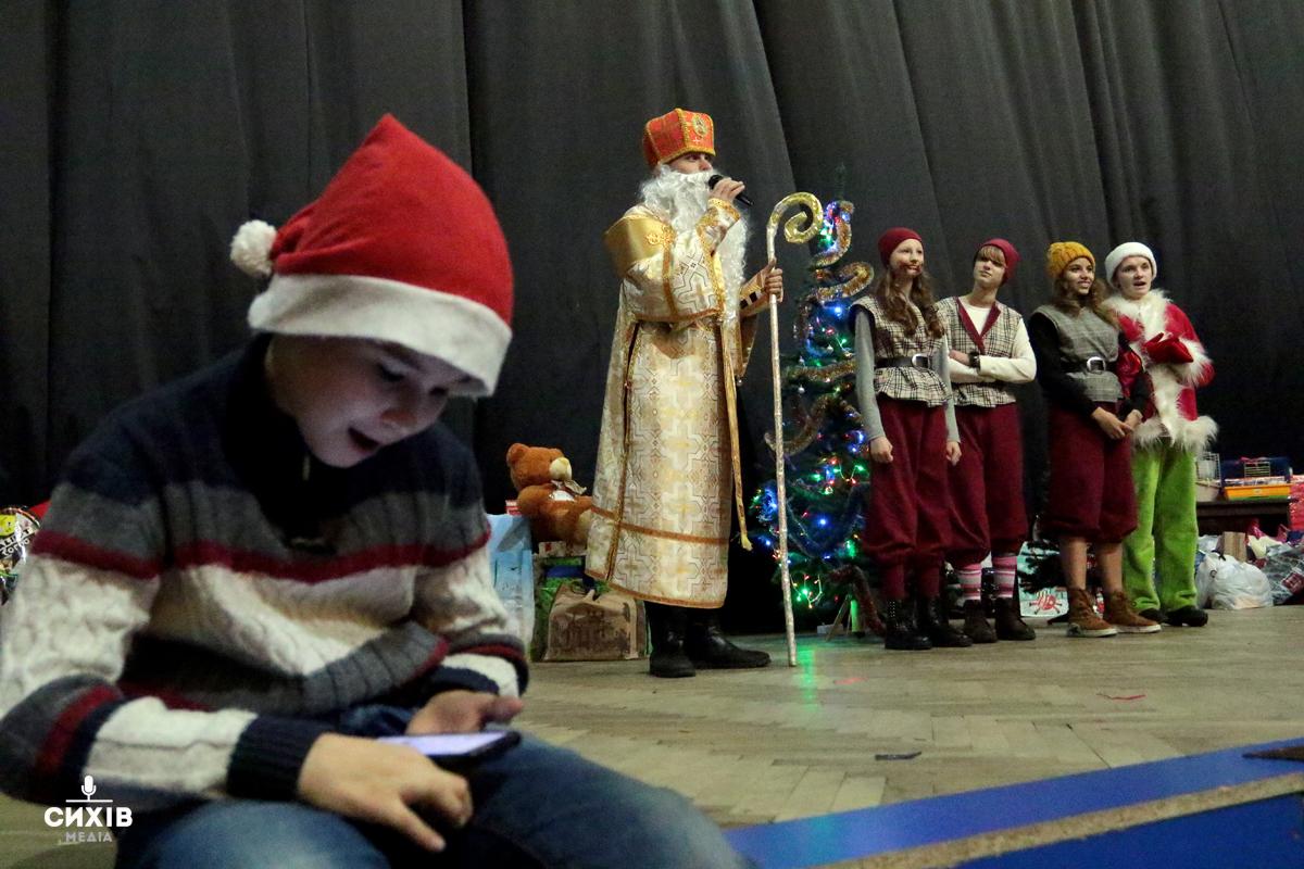 Благодійний Різдвяний концерт, центр Довженка, Сихів, 23 грулня 2018