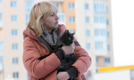 «Інакше я просто не можу», — історія сихівчанки, яка рятує тварин