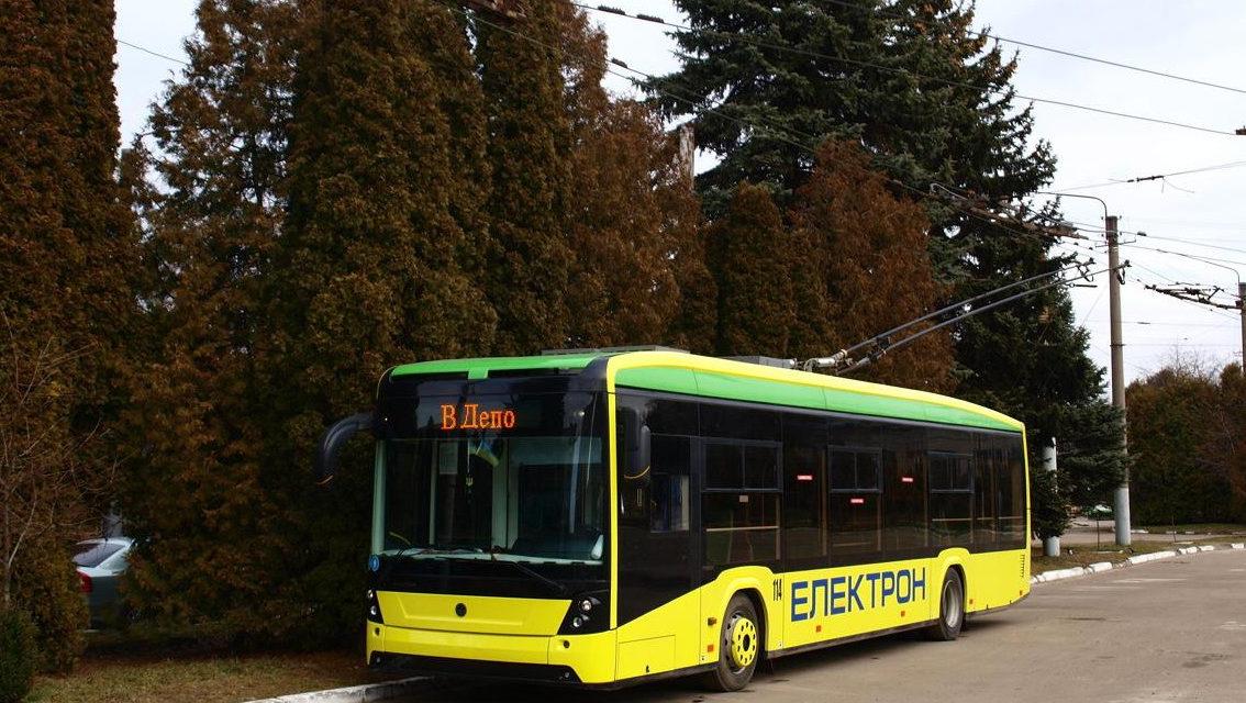 Львів'яни просять продовжити тролейбус № 5 до King Cross Leopolis