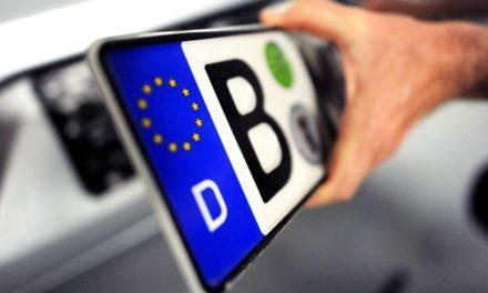 Як розмитнити авто на єврономерах. Фахове роз'яснення
