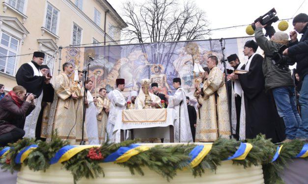 У Львові на Богоявлення відбудеться загальноміське освячення води