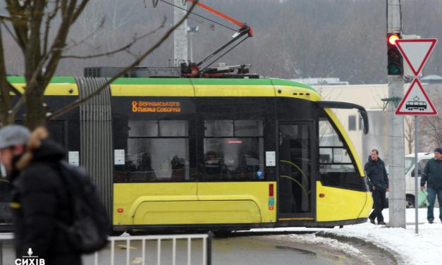 В електротранспорті Львова можна оплатити проїзд через СМС