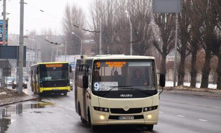На маршруті №19 з'являться 10 нових автобусів