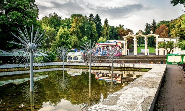 У Парку культури з'явиться новий атракціон