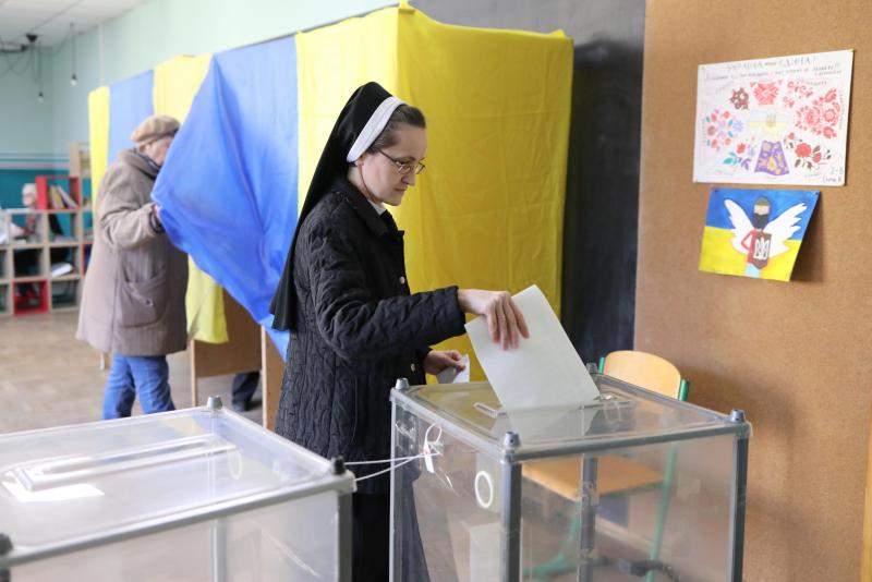 Сихівський район голосував найактивніше у Львові