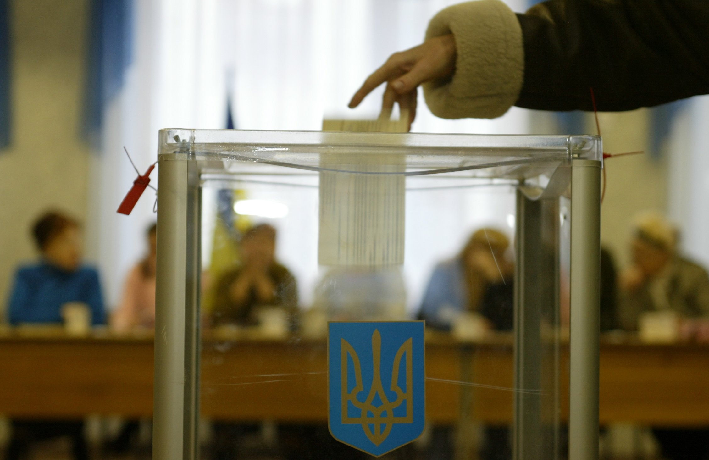 Що можна і що не можна робити на виборчих дільницях