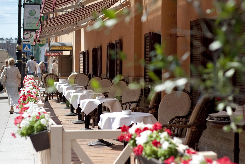 З 1 квітня львівські кафе відкриють літні майданчики