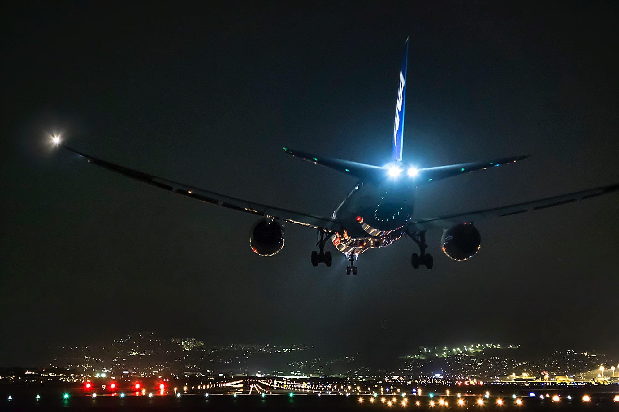 В аеропорту Будапешта заборонять нічні польоти