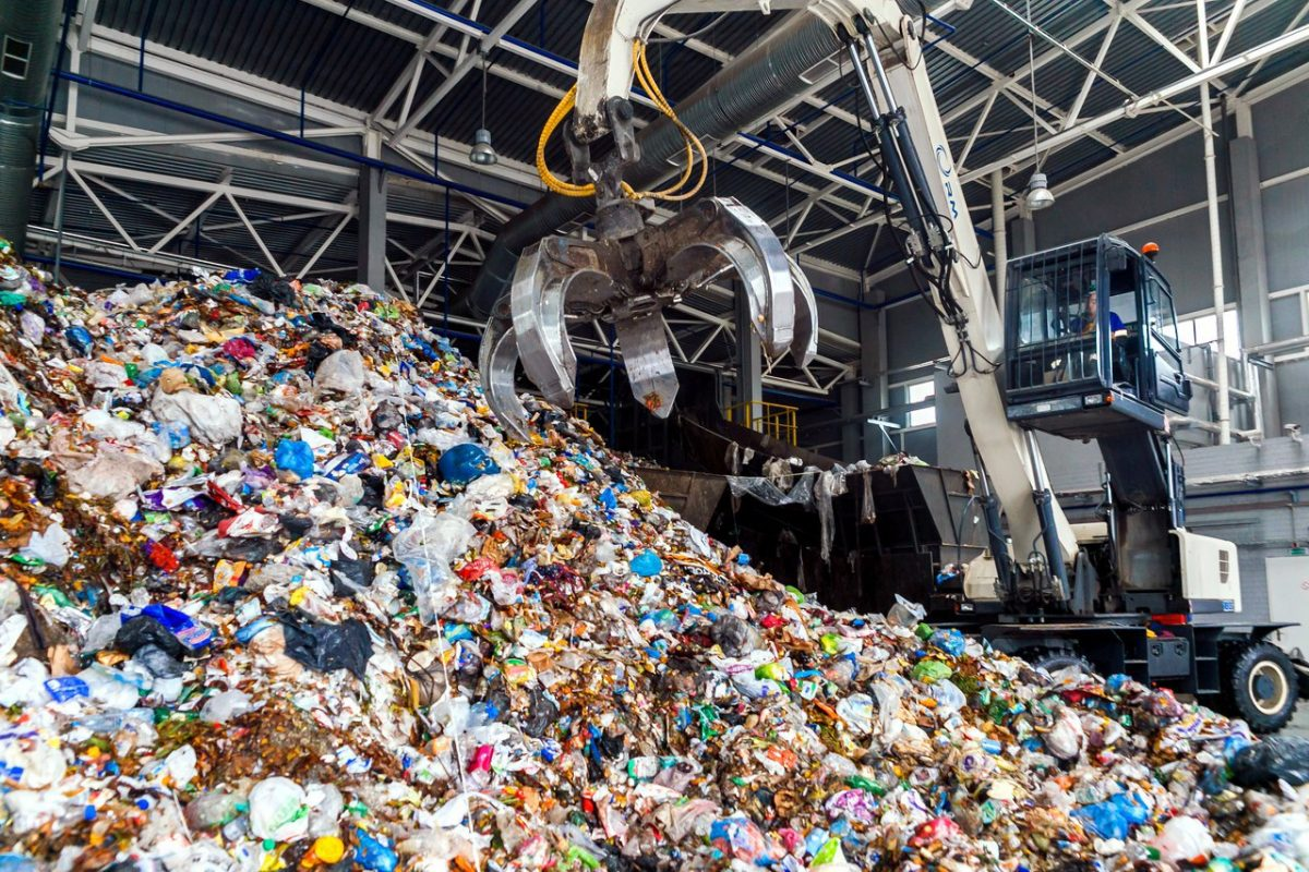 Мінекології дозволило збудувати сміттєпереробний завод у Львові