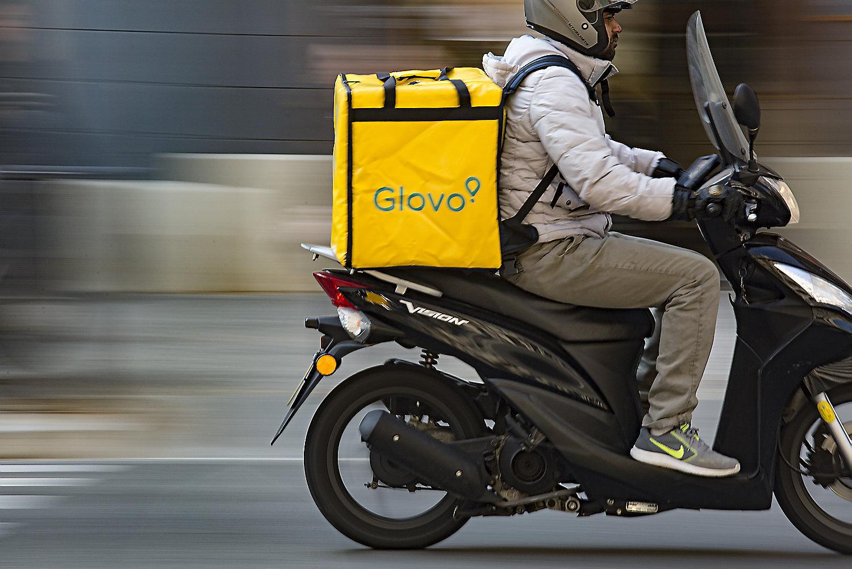 У Львові запрацює міжнародний сервіс доставки Glovo