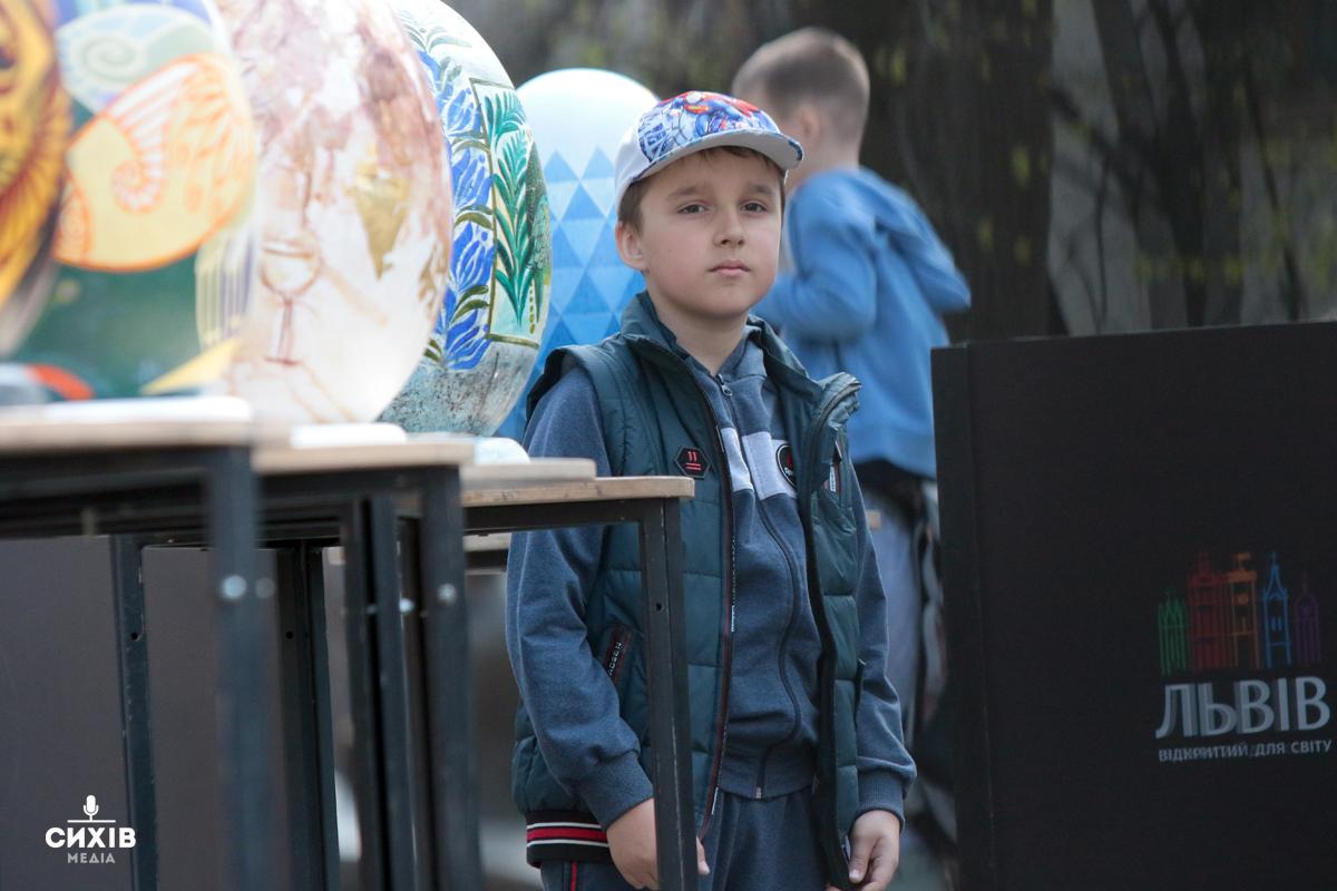 Фестиваль писанок, площа Музейна, Львів, 20 квітня 2019