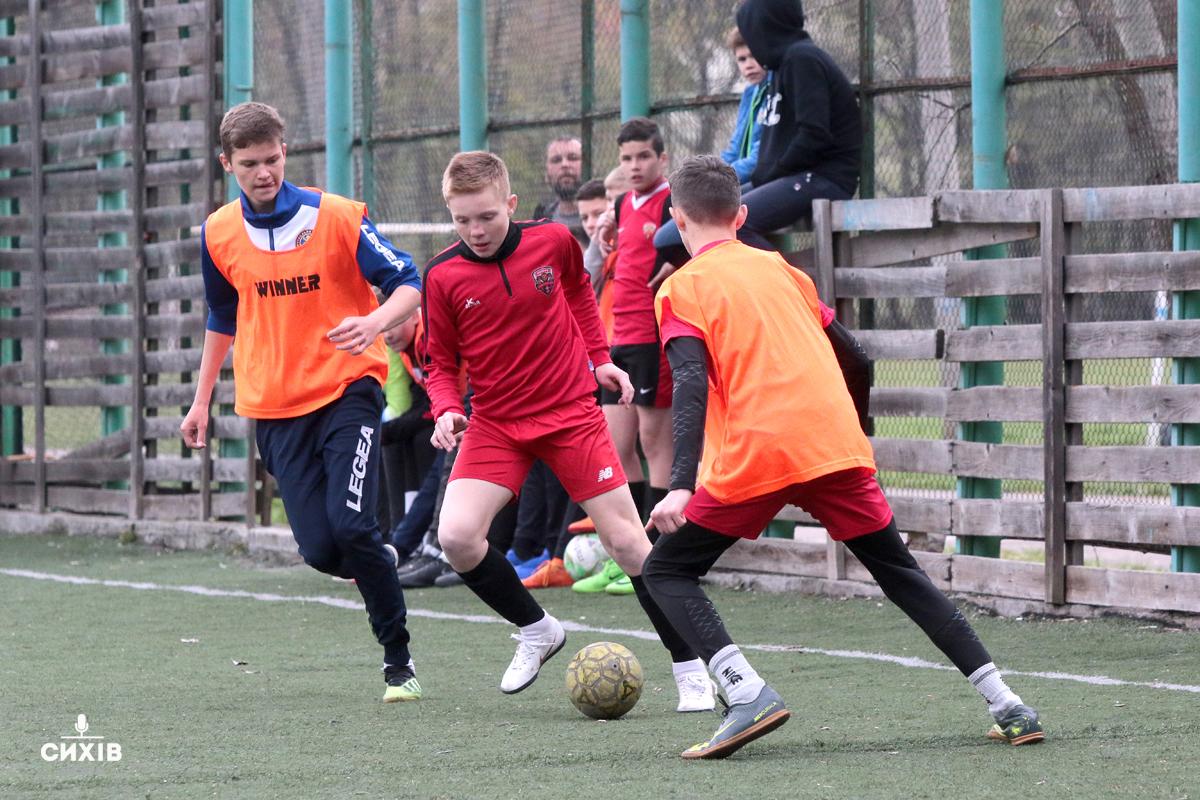Як пройшов футбольний турнір серед сихівських школярів (фото)