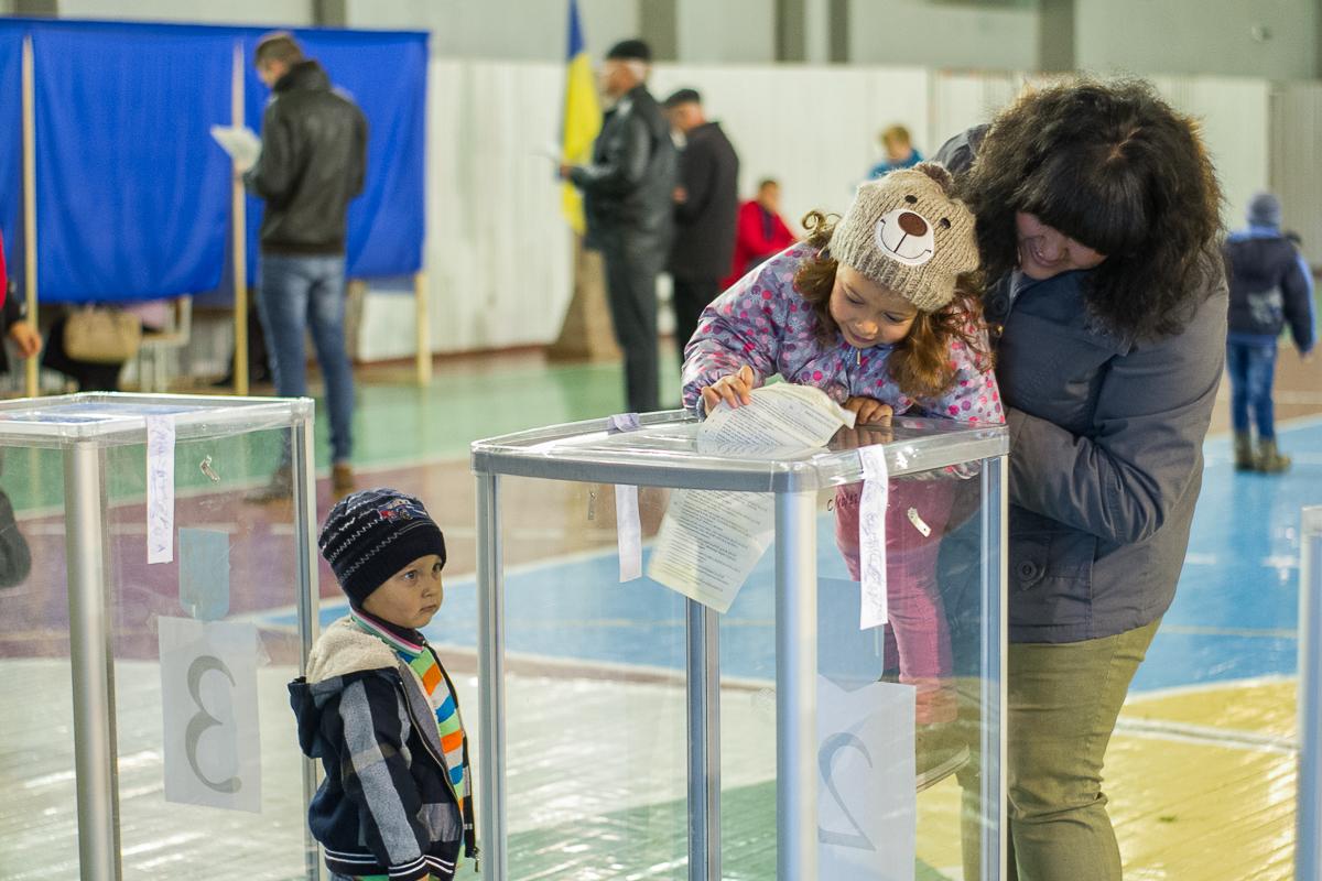 У Львові Сихівський район голосує найактивніше