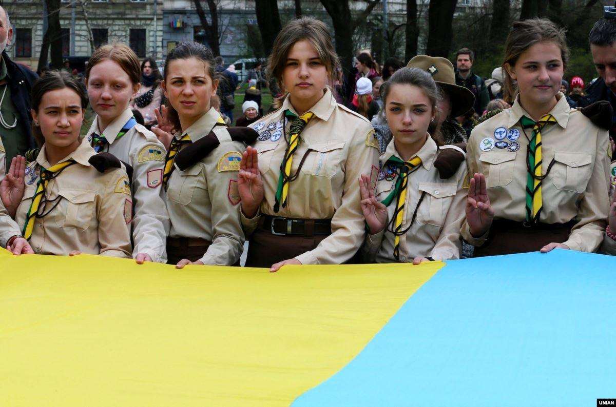 Україна офіційно визнала «Пласт». Як долучитися до організації