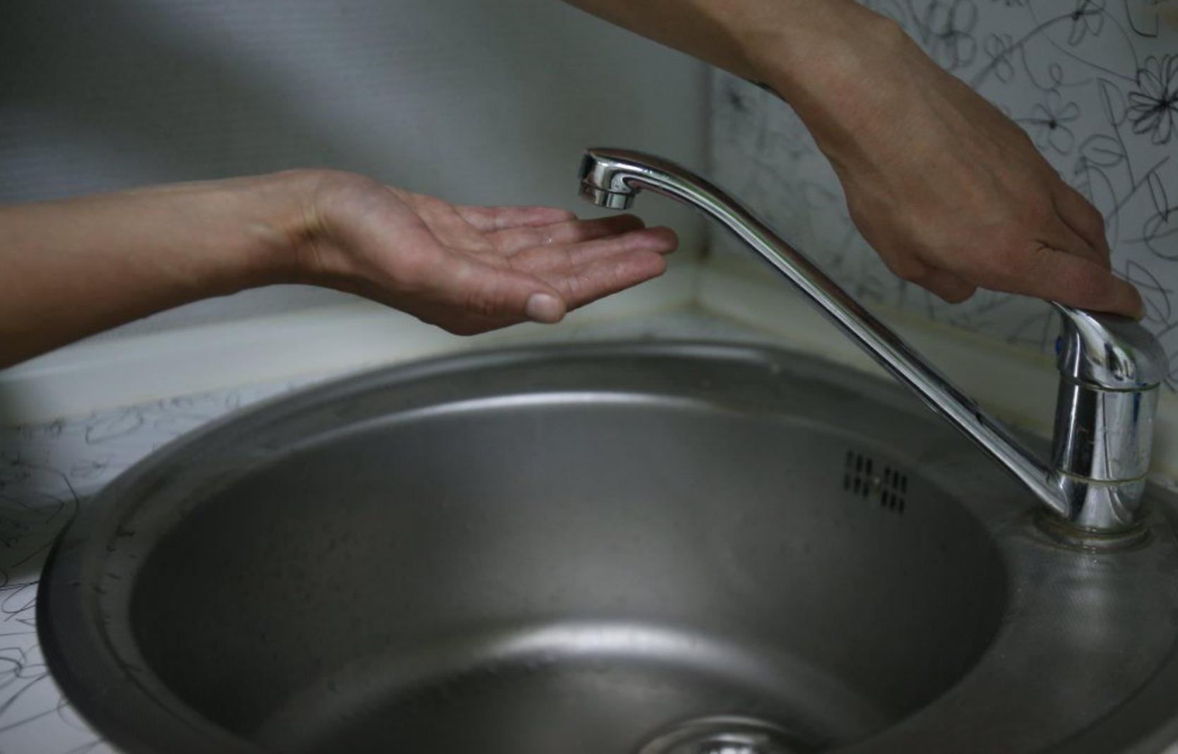 Низка вулиць Сихова лишилися без води
