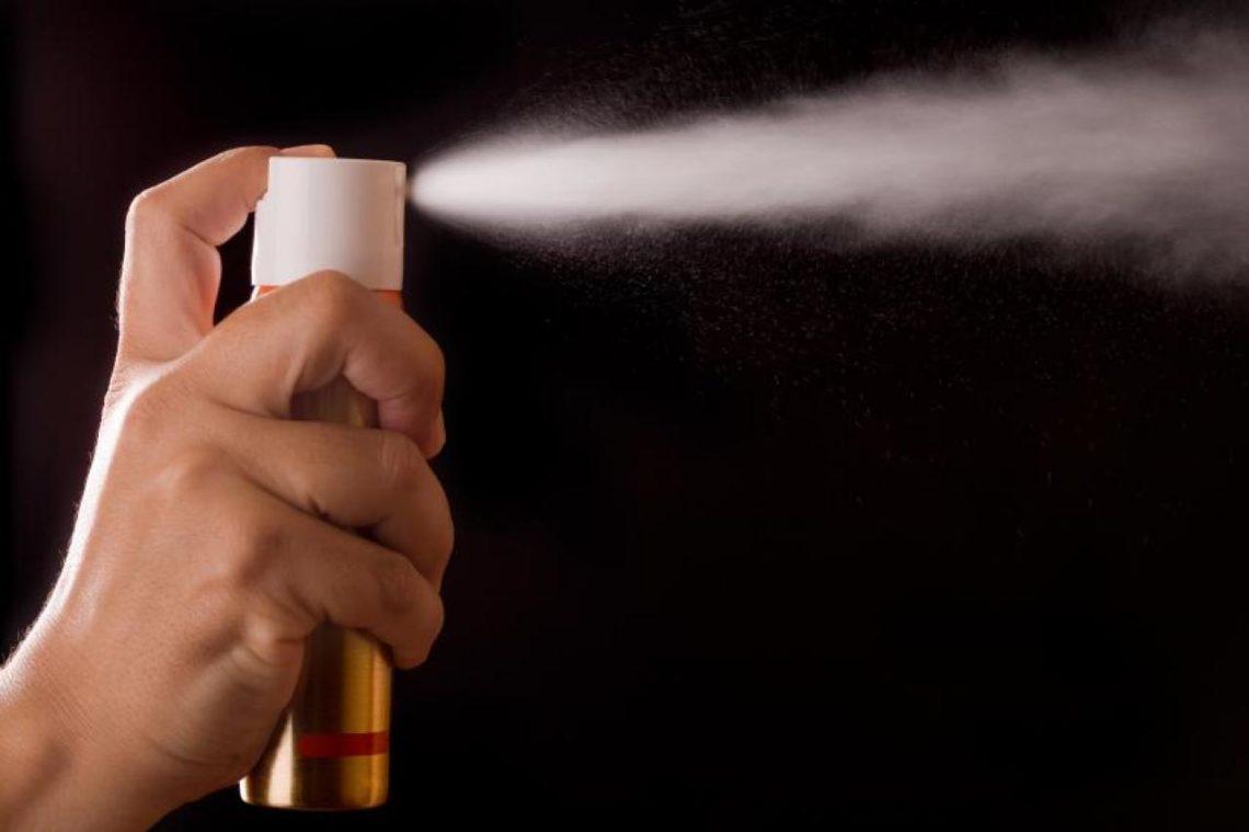 У ліцеї «Оріяна» учні розпилили газовий балончик