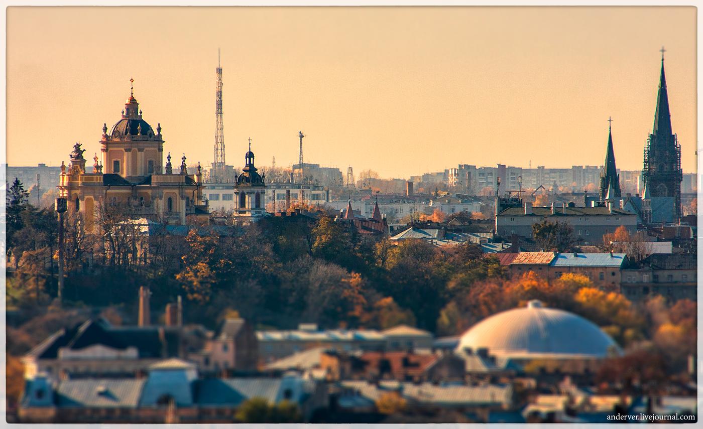 The Washington Post рекомендує туристам відвідати Львів
