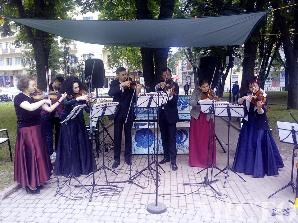 21 червня у Львові відбудеться Свято музики