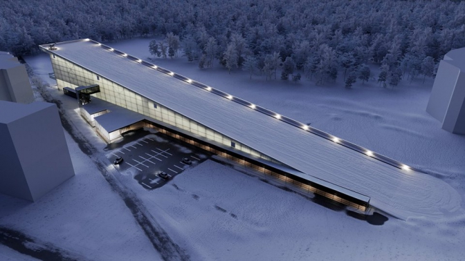 Оголосили тендер на будівництво Палацу спорту на Сихові