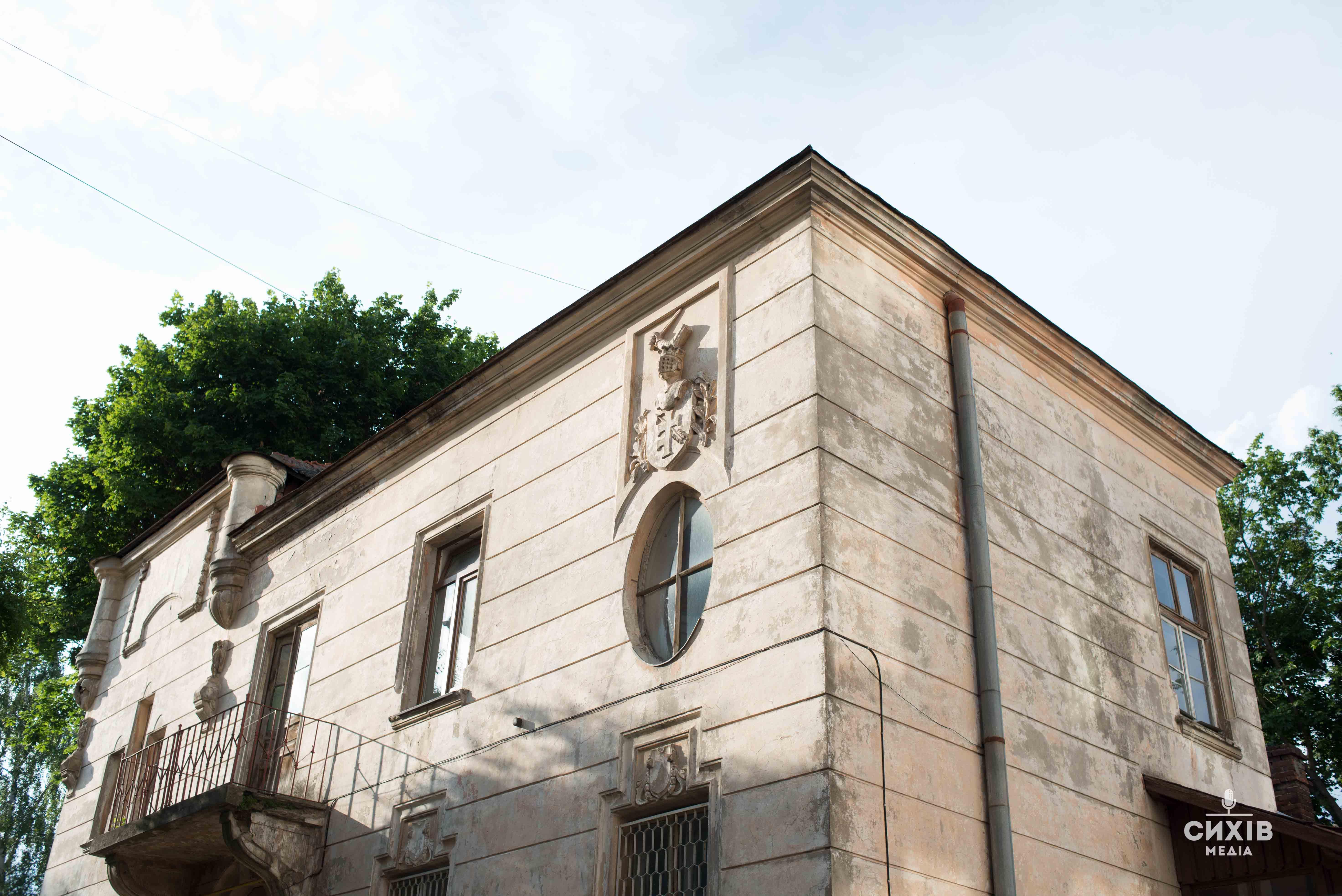 Пам'ятку архітектури на Новому Львові продають майже за шість мільйонів