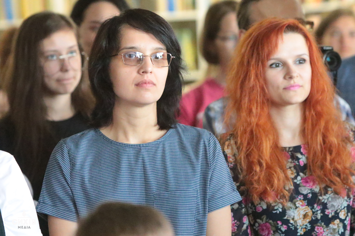 Відкриття Вікі Бібліотеки, Сихів, пр. Червоної Калини, 58, 17 червня 2019