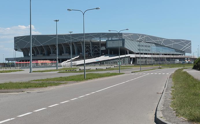 Сьогодні змінено схему руху транспорту з нагоди матчу Україна-Сербія