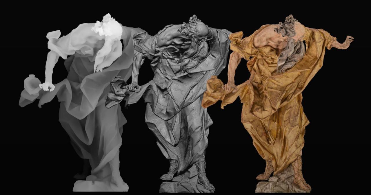 В додатку на смартфоні: у Львові створили віртуальну галерею скульптур Пінзеля