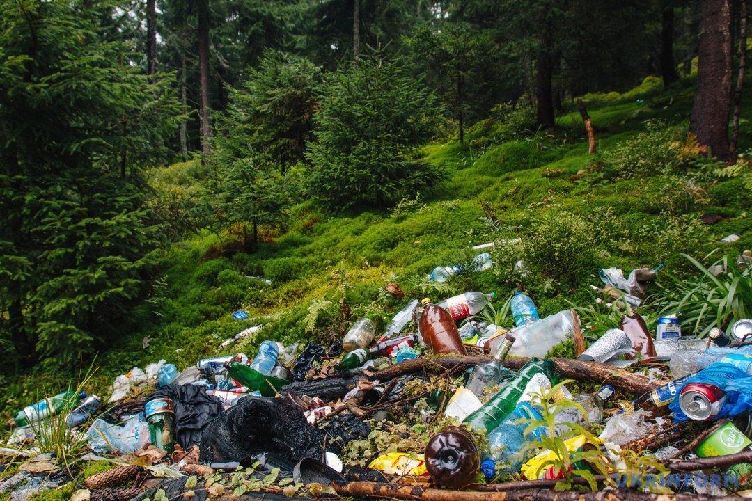 Як за допомогою мобільного додатку EcoHike можна очистити довкілля