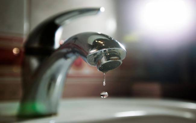 Сьогодні мешканці Сихова  отримують воду з пониженим тиском
