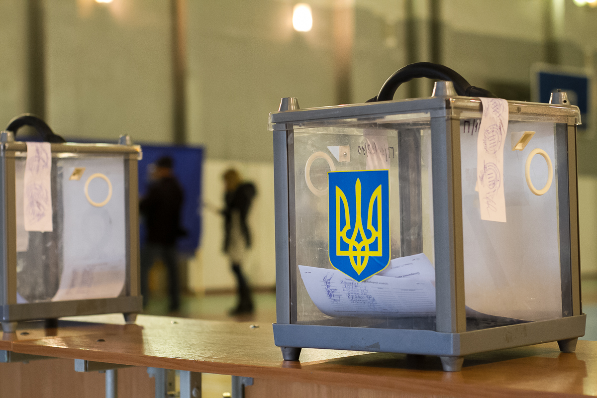 Курйоз під час виборів на 115 окрузі