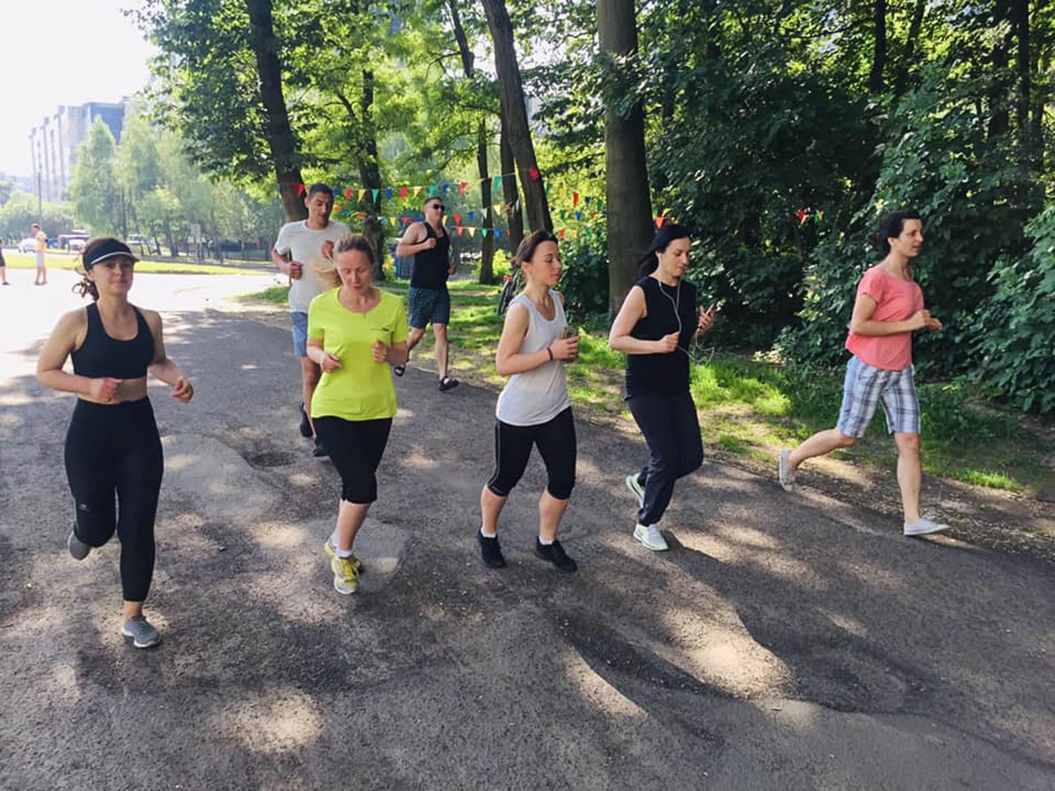 Сихівчан запрошують на забіг «2 кілометри здоров'я» в парк імені Івана Павла II