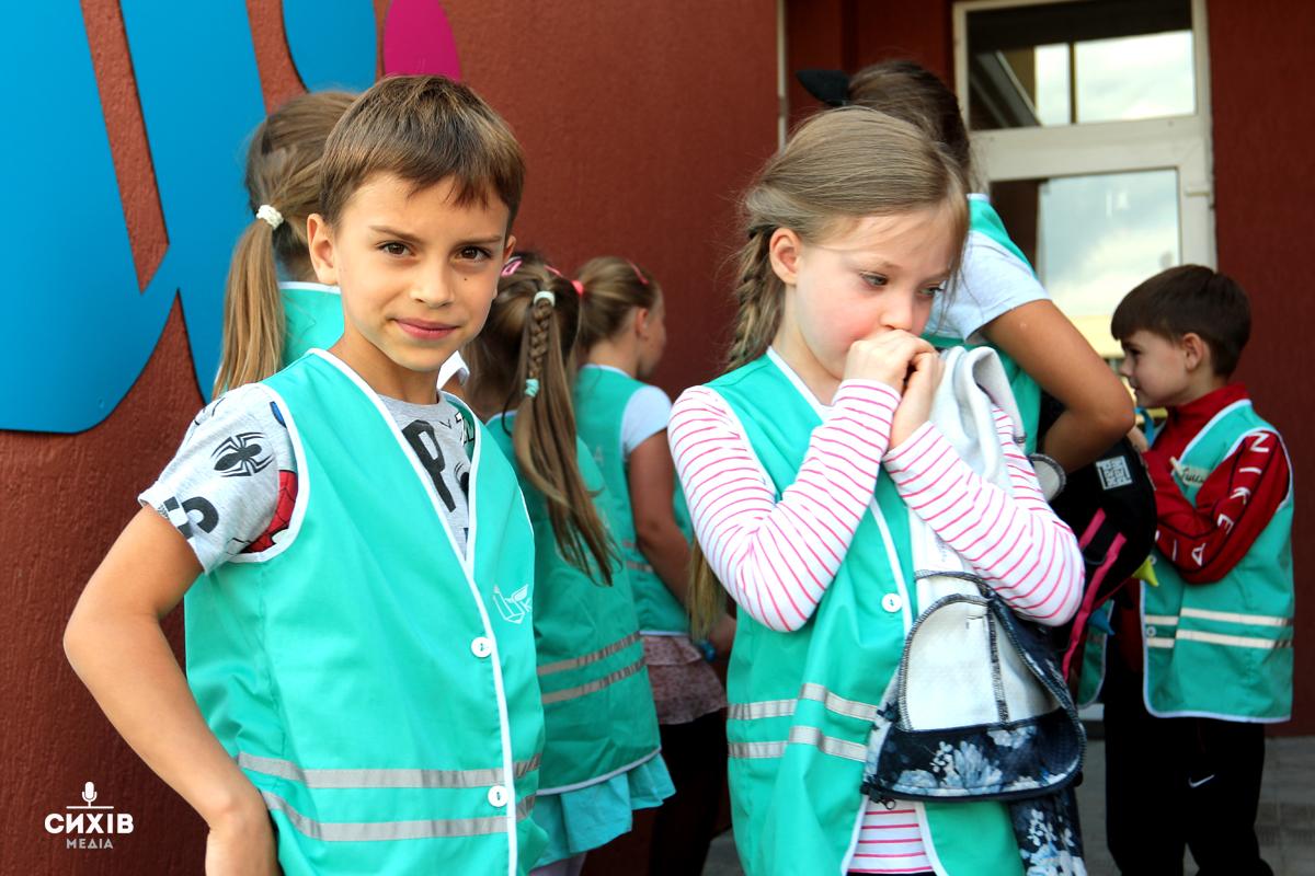 Воркшоп із плануваня міського простору з дітьми, Wiki бібліотека, Сихів, 16 сепня 2019