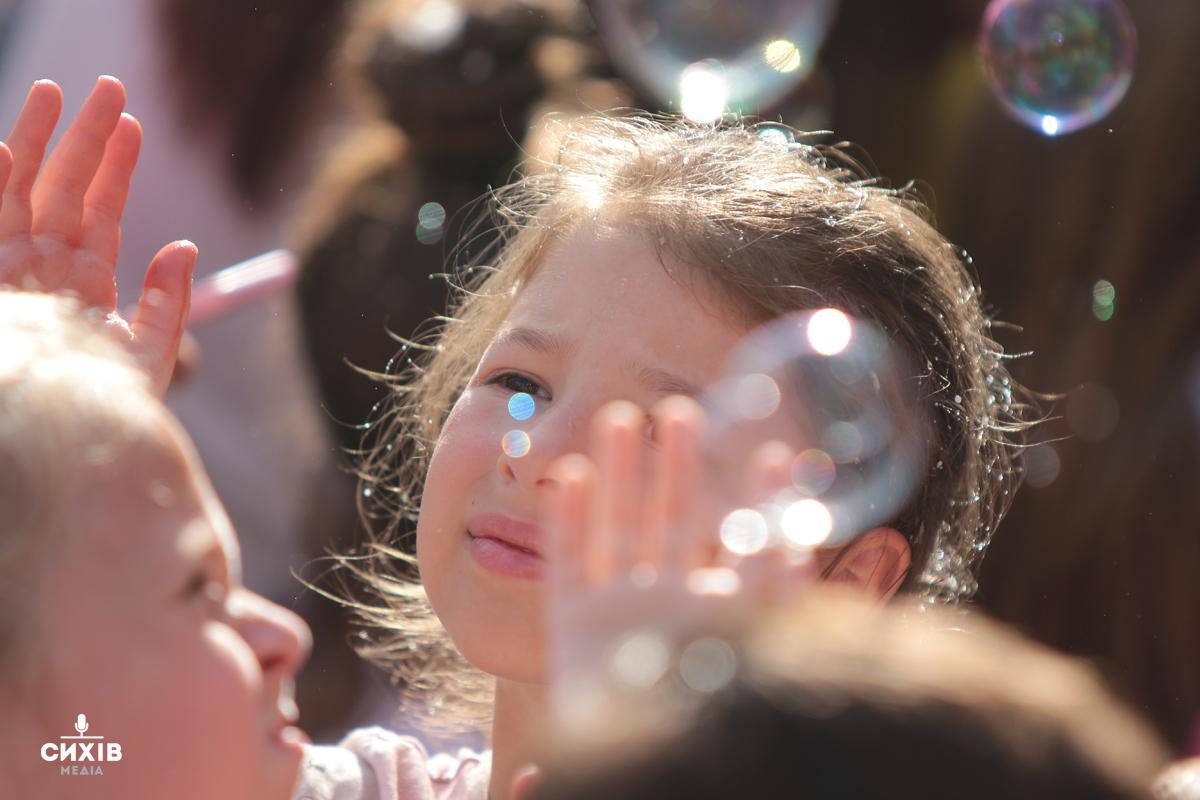 Дитяче свято, Оріяна, Сихів, 10 серпня 2019