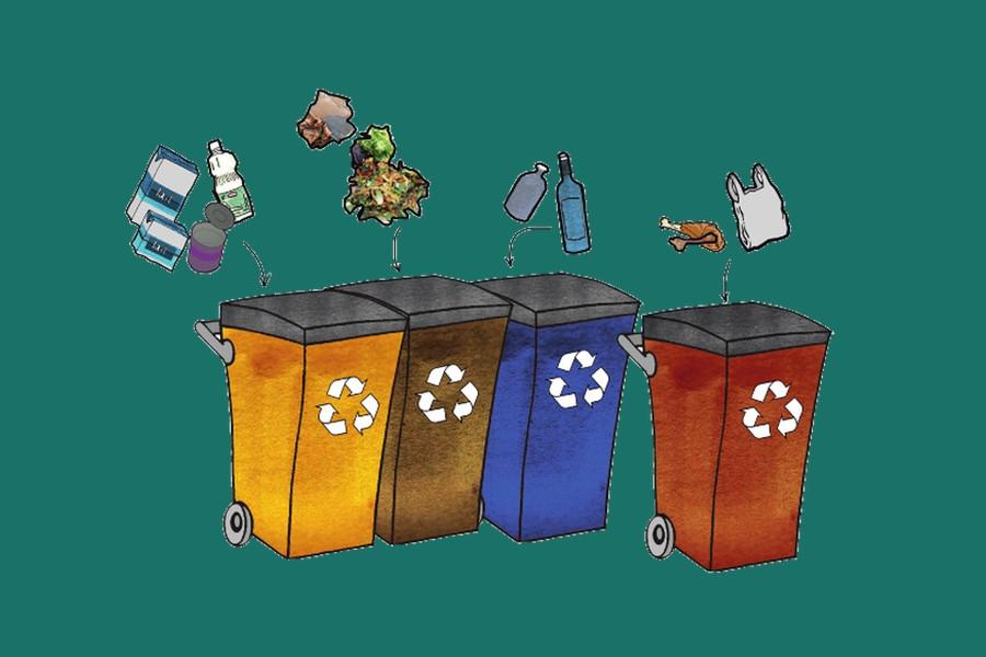 В ліцеї «Оріяна» безкоштовно навчатимуть як правильно сортувати сміття