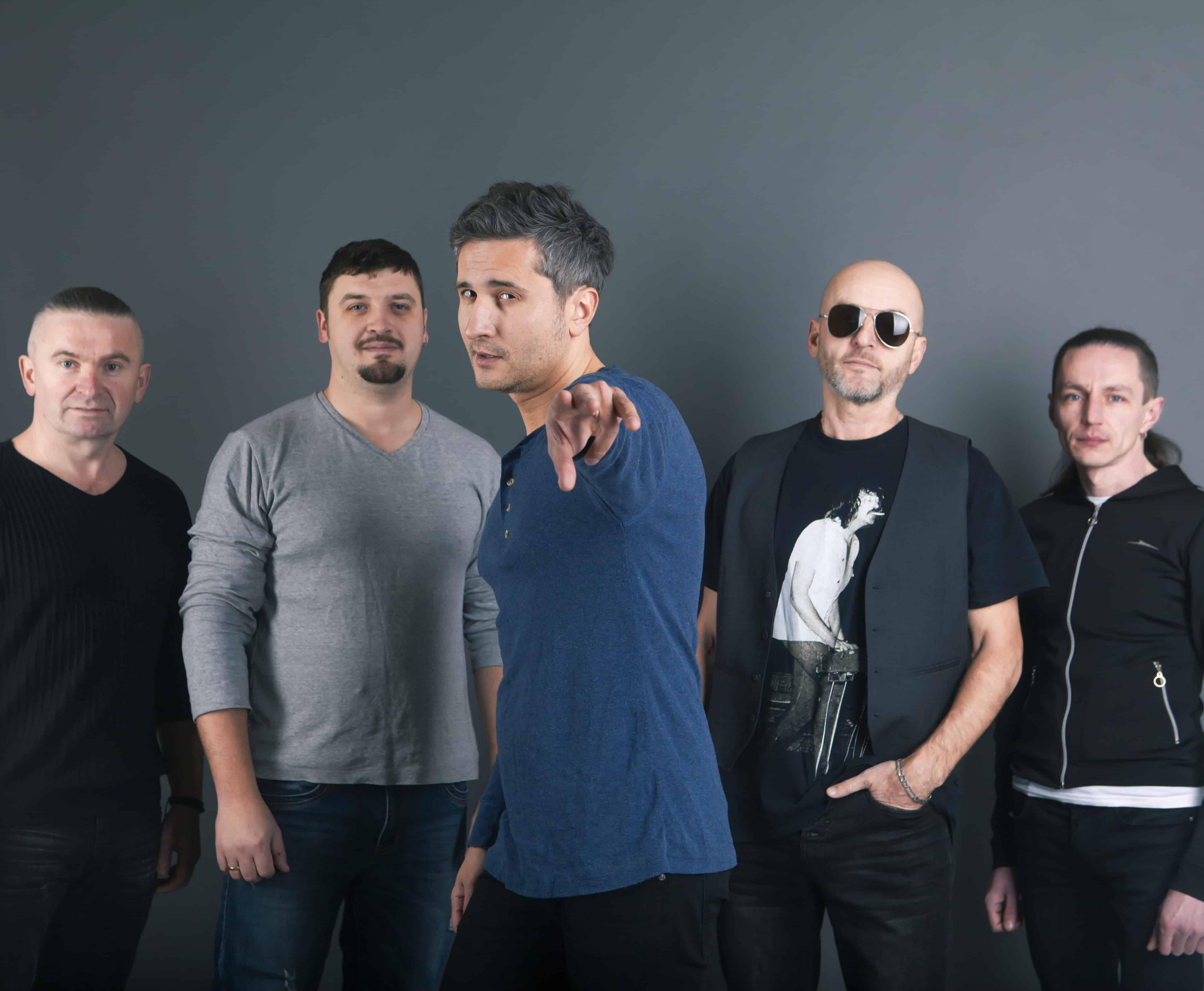 Центр Довженка запрошує на концерт українського рок-гурту «Мері»