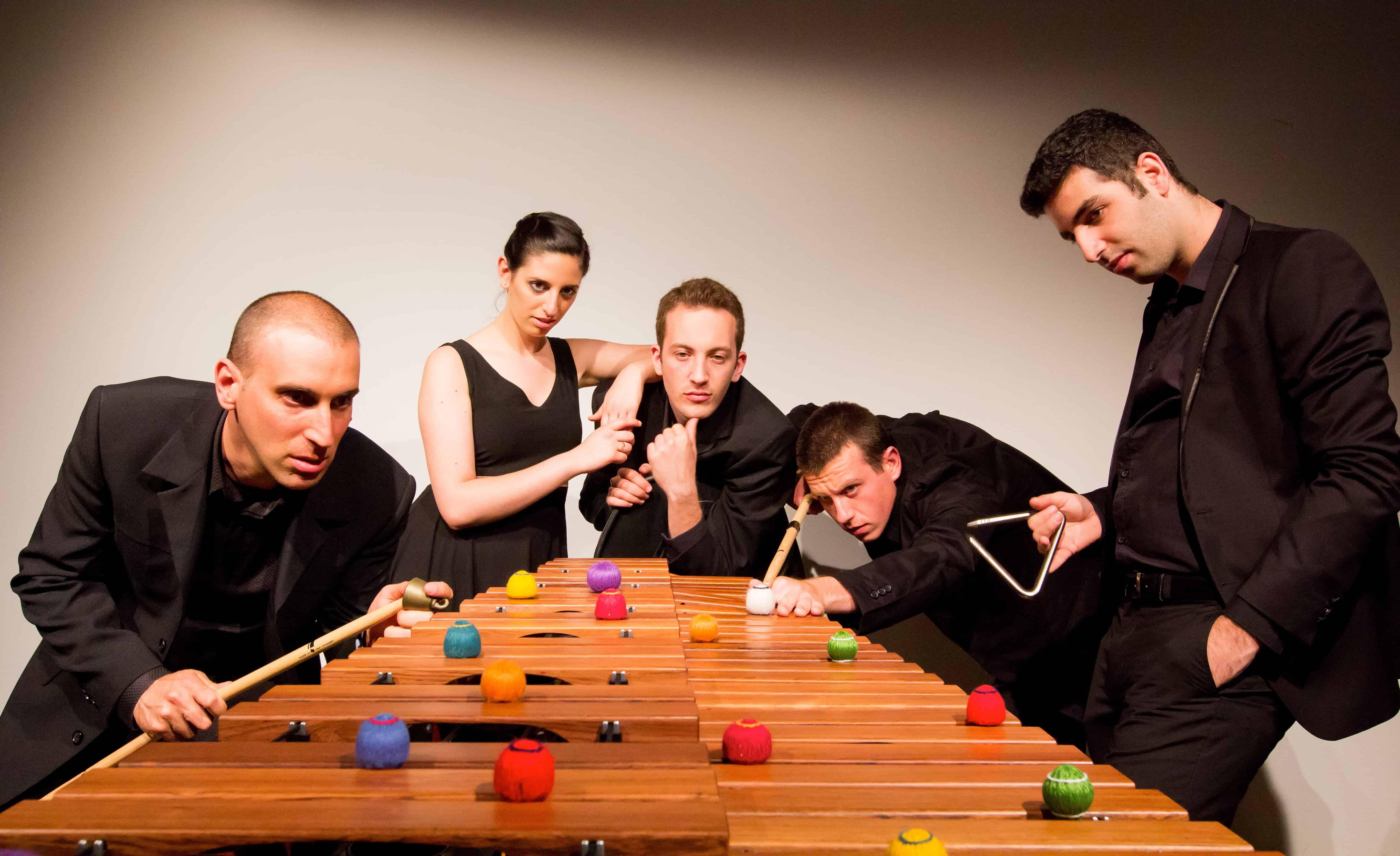 У Львівській національній філармонії виступить ізраїльський ансамбль «Tremolo Ensemble»