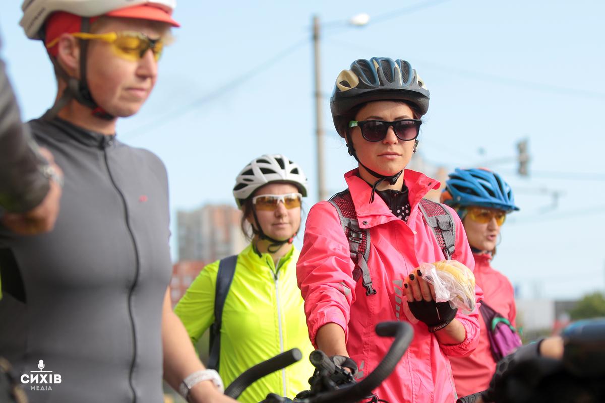Жіночий велозаїзд, Сихів, 14 вересня 2019