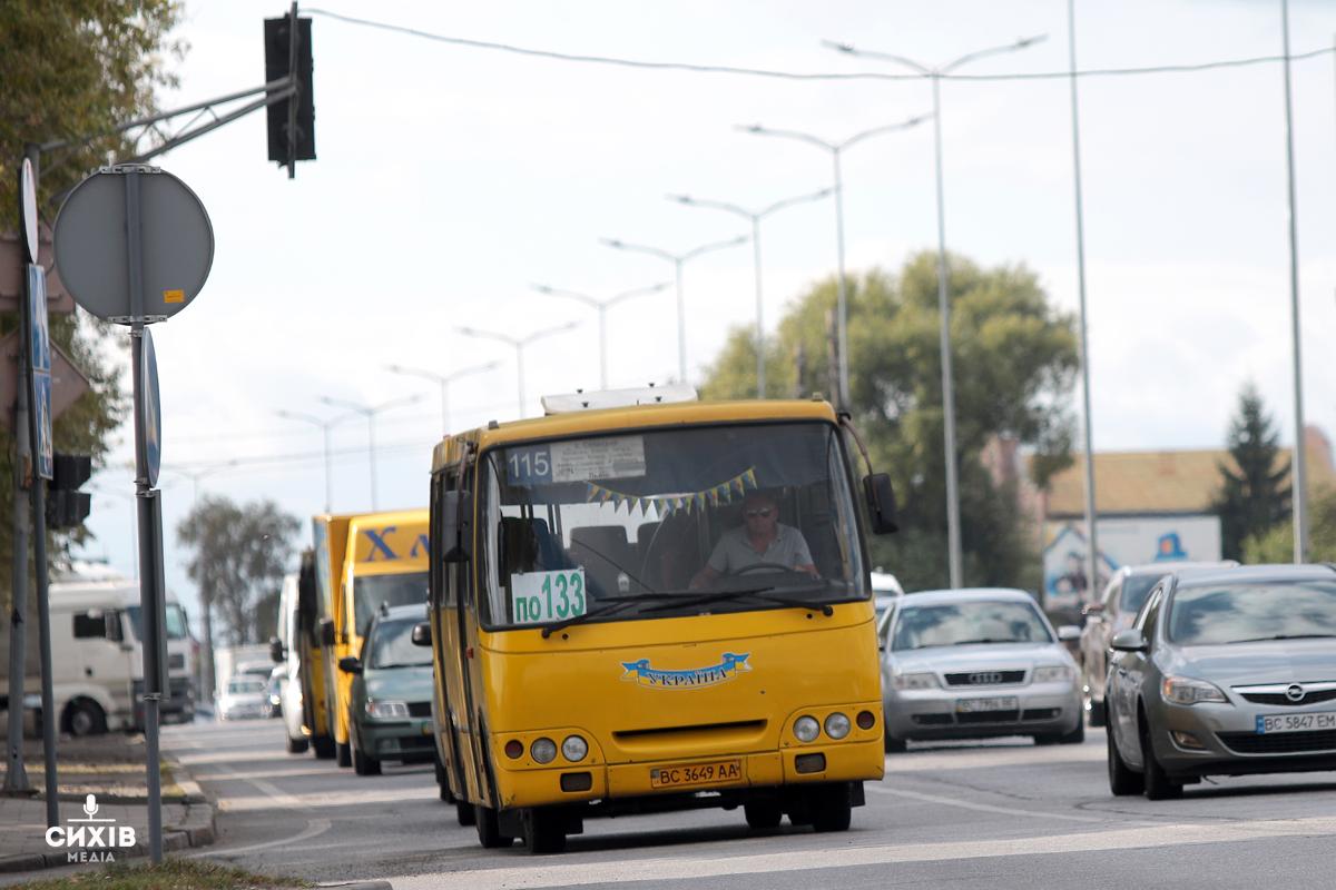 Міська рада відмовиться купувати громадський транспорт без кондиціонерів