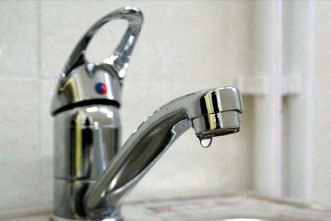 Сьогодні до Сихівського району подаватимуть воду з пониженим тиском